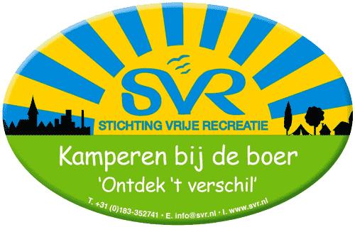Logo van Stichting Vrije Recreatie